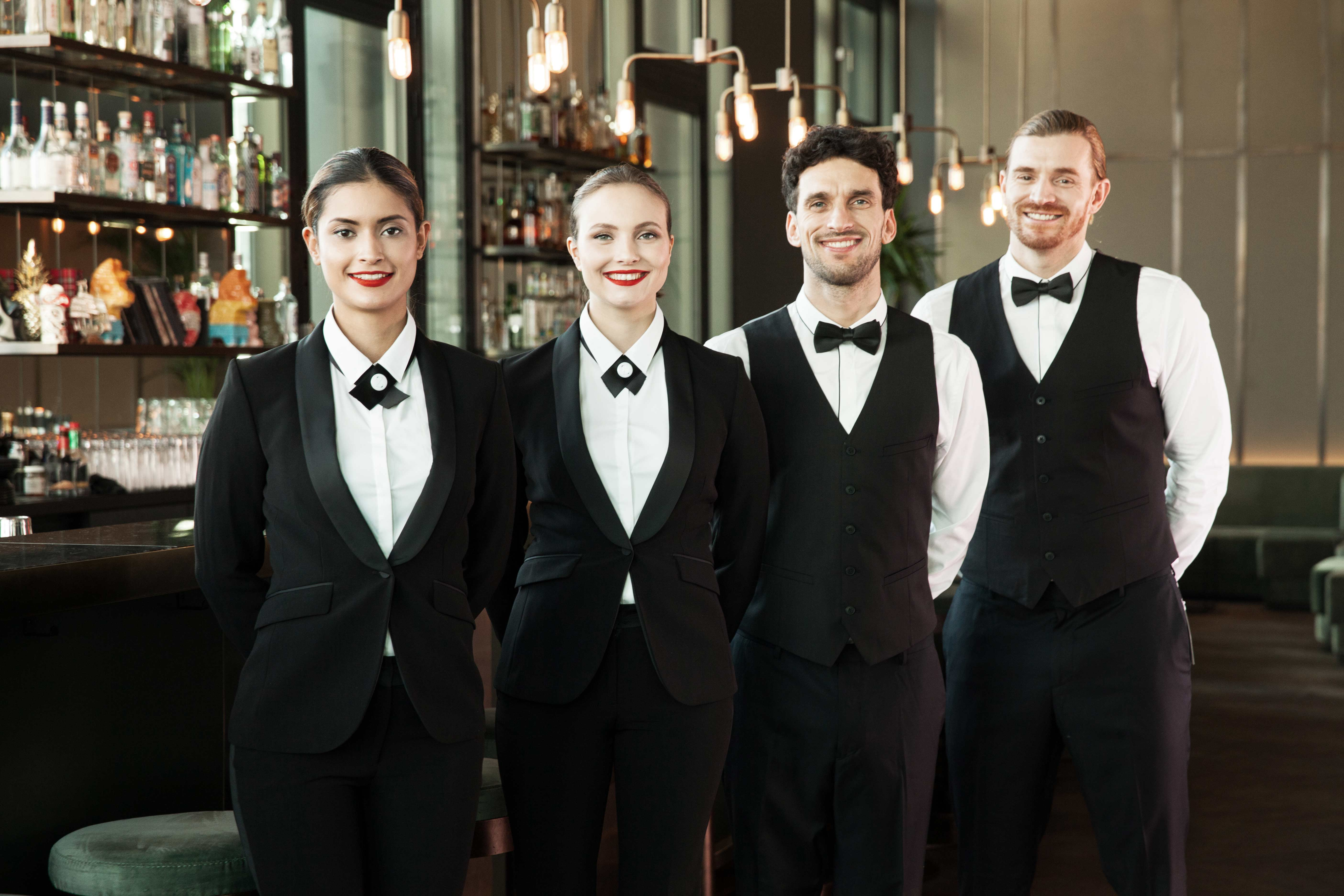 service and bar keeping at your event